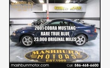 2001 Ford Mustang Cobra Coupe for sale 101535847