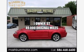 2001 Ford Mustang for sale 101545606