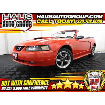 2001 Ford Mustang GT for sale 101570379