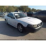 2001 Ford Mustang Coupe for sale 101616354