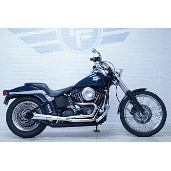 2001 Harley-Davidson Softail Night Train for sale 200576589