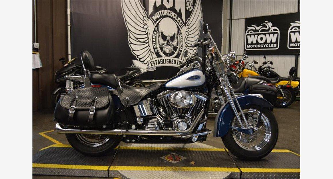 2001 Harley-Davidson Softail for sale 200663756