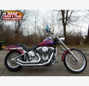 2001 Harley-Davidson Softail for sale 200655628