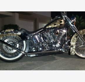 2001 Harley-Davidson Softail for sale 200670478