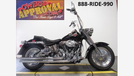 2001 Harley-Davidson Softail for sale 200791348