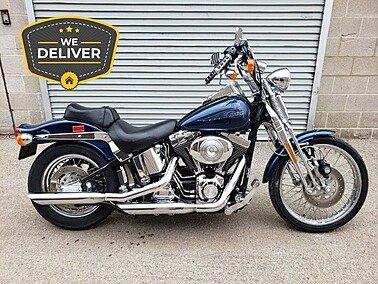 2001 Harley-Davidson Softail for sale 201067943