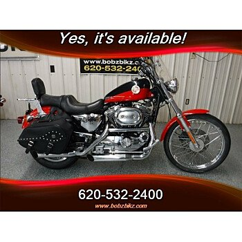 2001 Harley-Davidson Sportster for sale 200624405