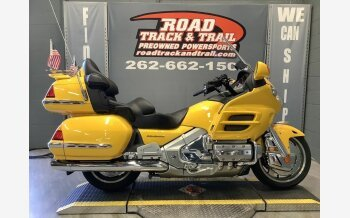 2001 Honda Gold Wing for sale 200969347