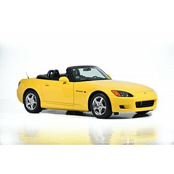 2001 Honda S2000 for sale 101136743
