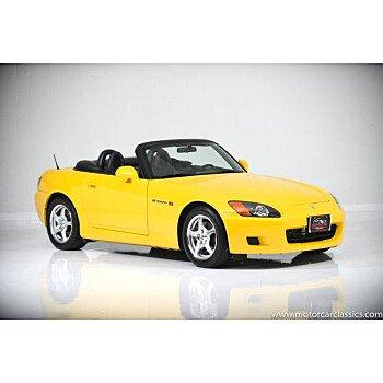 2001 Honda S2000 for sale 101144723