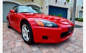 2001 Honda S2000 for sale 101221661