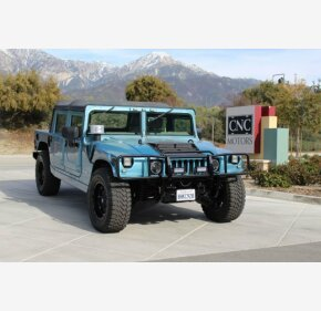 2001 Hummer H1 4-Door Open Top for sale 101262275