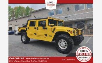 2001 Hummer H1 for sale 101625542