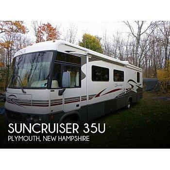 2001 Itasca Suncruiser for sale 300267102
