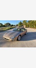 2001 Jaguar XK8 Convertible for sale 101099731