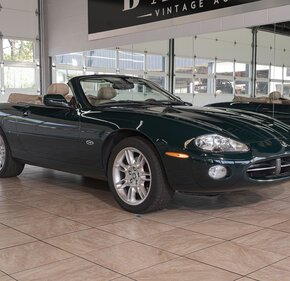 2001 Jaguar XK8 Convertible for sale 101146409