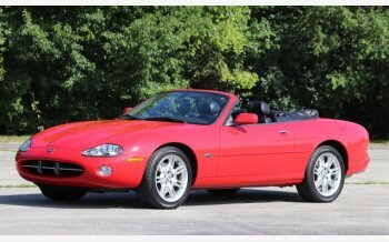 2001 Jaguar XK8 Convertible for sale 101303088