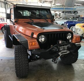 2001 Jeep Wrangler 4WD Sport for sale 101359100