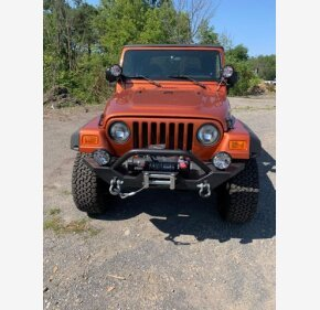 2001 Jeep Wrangler for sale 101377061
