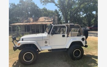2001 Jeep Wrangler for sale 101599355