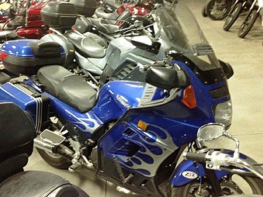 2001 Kawasaki Concours 1000 for sale 200925565