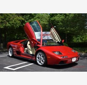 2001 Lamborghini Diablo VT 6.0 Coupe for sale 101094512