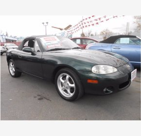 2001 Mazda MX-5 Miata for sale 101468285
