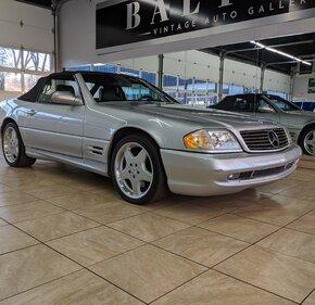 2001 Mercedes-Benz SL500 for sale 101253108