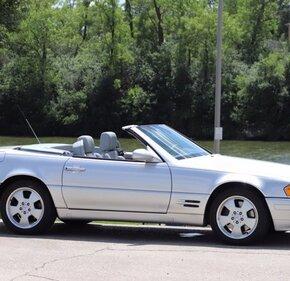 2001 Mercedes-Benz SL500 for sale 101356066