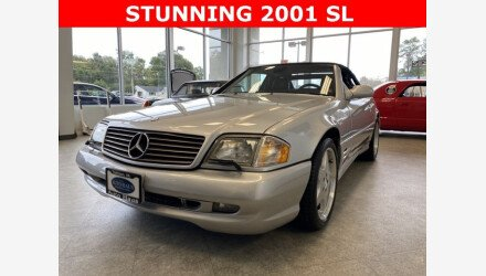 2001 Mercedes-Benz SL500 for sale 101394878
