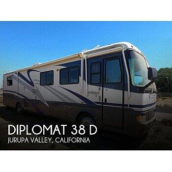 2001 Monaco Diplomat for sale 300199066