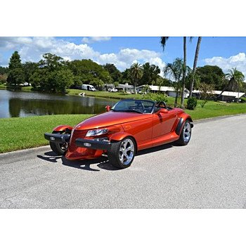 2001 Plymouth Prowler for sale 100890236