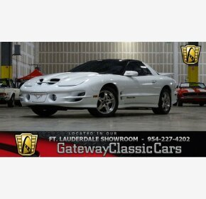 2001 Pontiac Firebird Coupe for sale 101052426