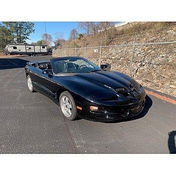 2001 Pontiac Firebird for sale 101275832