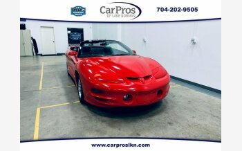 2001 Pontiac Firebird Trans Am Convertible for sale 101291610