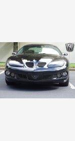 2001 Pontiac Firebird for sale 101355447