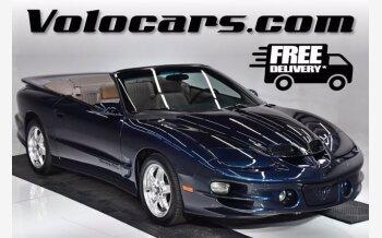2001 Pontiac Firebird for sale 101435026