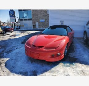 2001 Pontiac Firebird Convertible for sale 101442511