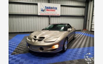 2001 Pontiac Firebird Coupe for sale 101547666