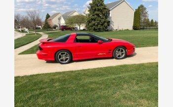 2001 Pontiac Firebird Coupe for sale 101555692