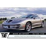 2001 Pontiac Firebird for sale 101603616