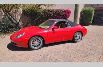 2001 Porsche 911 Cabriolet for sale 101515954