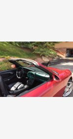 2001 Porsche 911 Cabriolet for sale 100756388