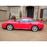2001 Porsche 911 Turbo Coupe for sale 100773268
