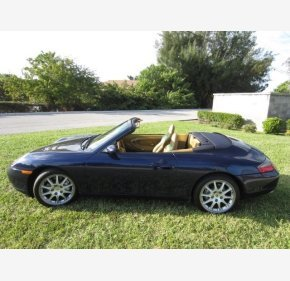 2001 Porsche 911 Cabriolet for sale 101071367