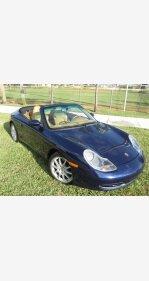2001 Porsche 911 Cabriolet for sale 101071367
