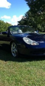 2001 Porsche 911 Cabriolet for sale 101164547