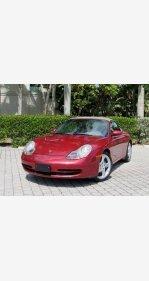 2001 Porsche 911 Cabriolet for sale 101210706