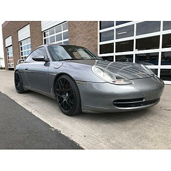 2001 Porsche 911 Coupe for sale 101214244