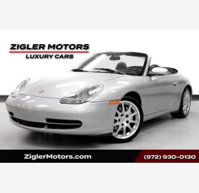 2001 Porsche 911 Cabriolet for sale 101252398